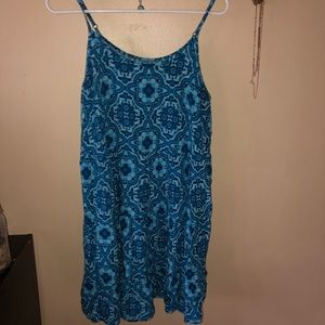 Mossimo Blue Dress